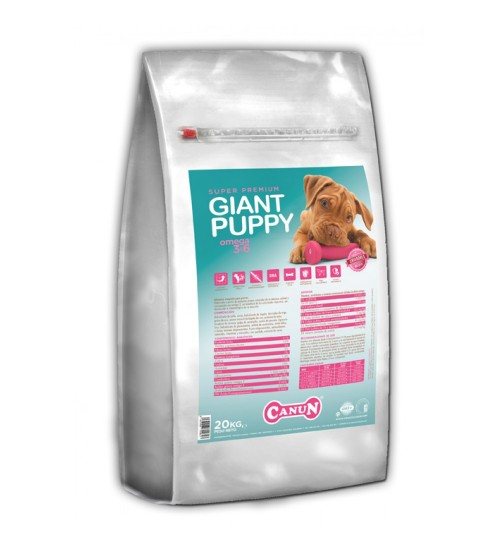 Canun Puppy-Junior Large & Giant - 20 kg